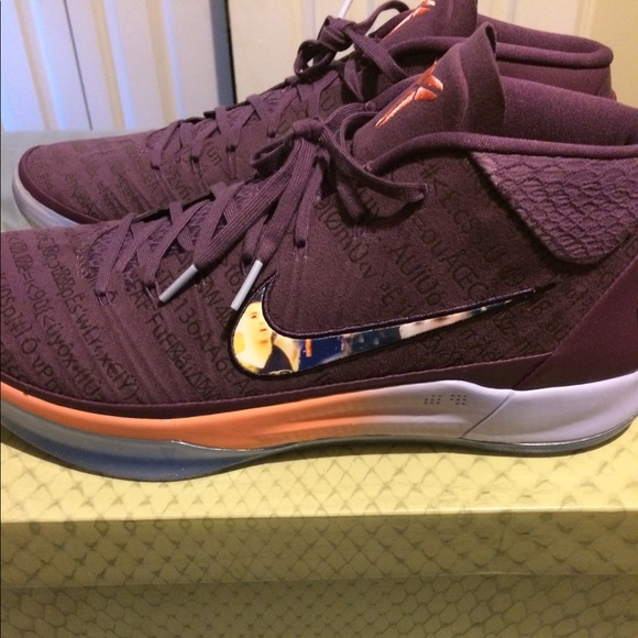 promo code 9f36c e3570 Nike Kobe AD PE Devin Booker DS SZ 13 NWT
